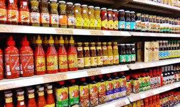 Продукты питания оптом из Таиланда
