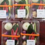 Свежие фрукты и овощи из Таиланда